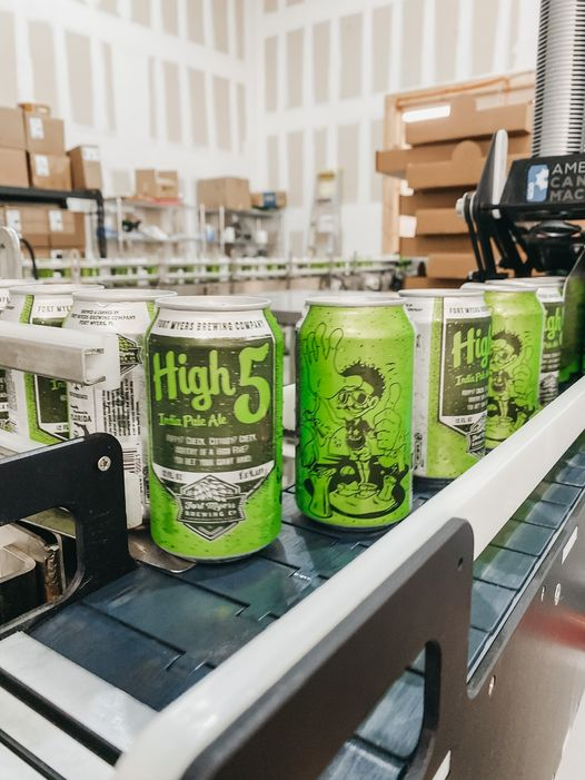 More High 5 cans coming down the line! Where is your favorite place to enjoy?