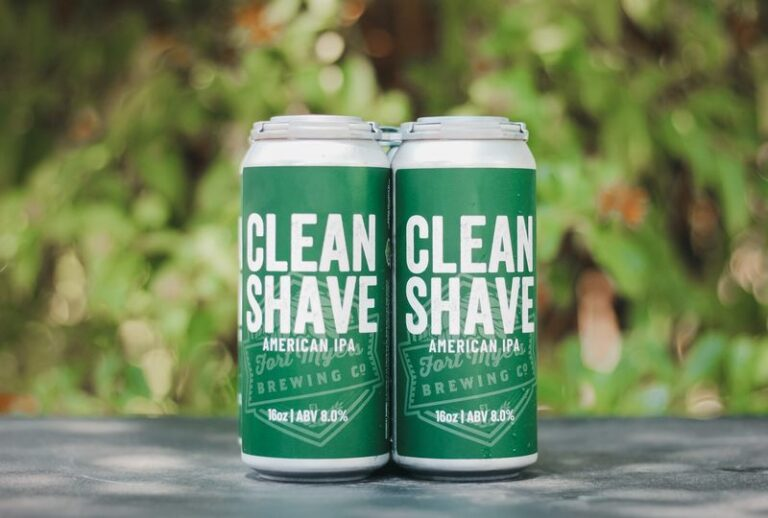 Clean Shave is back in cans, bigger and better than ever- now in 16oz cans! This